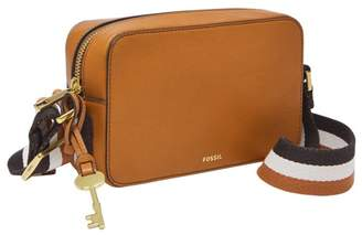Fossil Billie Small Crossbody Handbags Tan