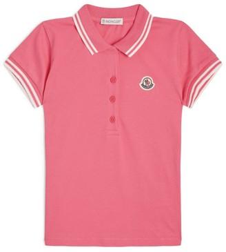 Moncler Kids Maglia Polo Shirt (8-10 Years)