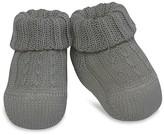 Ralph Lauren Unisex Cable-Knit Booties - Baby