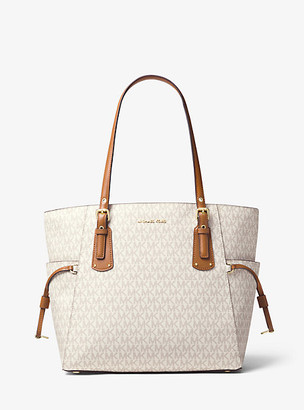 Michael Kors Voyager Small Logo Tote Bag