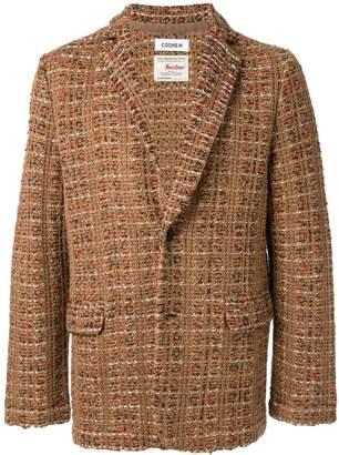 Coohem tweed blazer