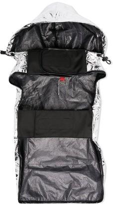 Moncler X Poldo Metallic Hooded Jacket