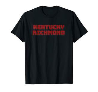 Richmond Vishtea Knitting Style KENTUCKY Unique Tee Best Gift T-Shirt