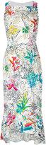 Peter Pilotto sleeveless floral print dress