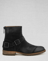 Belstaff Trialmaster Short Boots Black