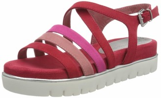 Marco Tozzi Women's 2-2-28416-24 Ankle Strap Sandals