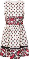 RED Valentino Bandana print dress