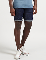 Denham Razor Denim Shorts, Indigo