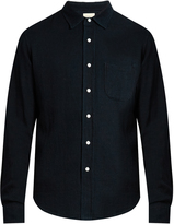 Simon Miller Patch-pocket denim shirt
