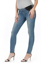 Paige Women's Verdugo Ankle Skinny Maternity Jeans