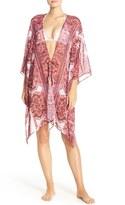 Becca 'Seychelles' Chiffon Cover-Up Kimono
