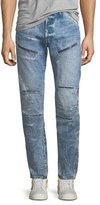 G Star G-Star 5620 3D Tapered Rip & Repair Jeans