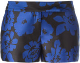 Milly slouch shorts - women - Polyester - 2