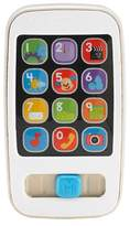 Fisher-Price ; Laugh and Learn Smart Phone - White