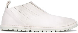 Marsèll Stretch Leather Slip-On Trainers