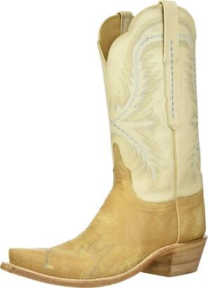 Lucchese Bootmaker Women's Shelley Western Boot