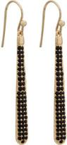 Kate Spade Pave Linear Earrings