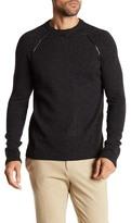 Autumn Cashmere Zip Cuff Sweater