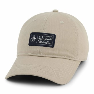 Original Penguin Herringbone Patch Baseball Cap