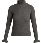See by Chloe High-neck wool sweater