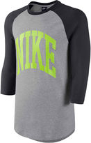 Nike Blindside Baseball Logo Tee