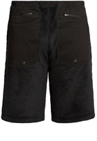 7l Panelled Fleece Shorts