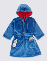 Marks and Spencer PaddingtonTM Dressing Gown with Belt (9 Months -7 Years)