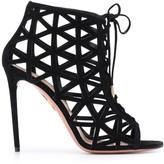 Aquazzura Graphiste stiletto sandals