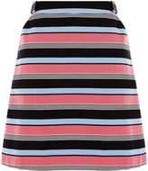 Oasis Stripe Button Detail Mini