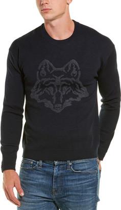 Zadig & Voltaire Raphael Wool-Blend Sweater