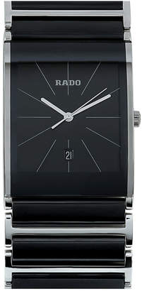 Rado Men's Stainless Steel & Ceramic Watch