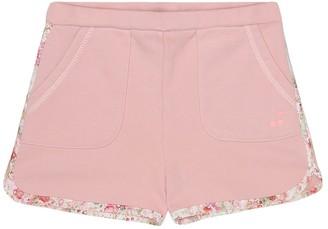 Bonpoint Cotton-fleece shorts