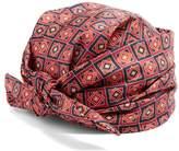 Gucci Tile-print silk-twill turban