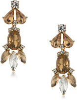 Trina Turk Starburst Cluster Drop Earring