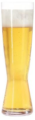 Spiegelau Beer Classics 4 Piece Crystal Tall Pilsner Glass Set 425ml