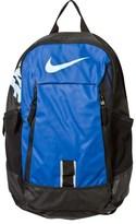 Nike Blue Solid Backpack