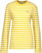 Maison Kitsune Fox sailor t-shirt