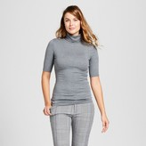 A New Day Women's Elbow Turtleneck
