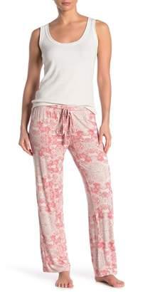 Jessica Simpson Paisley Print Lounge Pants