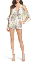 Plum Pretty Sugar Women's Good Fortune Silk Romper