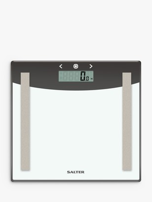 Salter Glass Body Analyser Bathroom Scale