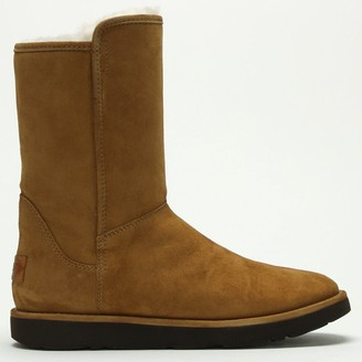 UGG Abree Short II Bruno Suede Ankle Boots