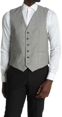 Reiss Serbelloni Vest Modern Fit