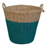 Numero 74 Storage Basket - Petrol Blue