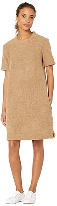 Toad&Co Wiggins Dress (Tabac) Women's Clothing