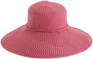 San Diego Hat Company San Diego Women's Ribbon Braid Hat with 5 Inch Brim