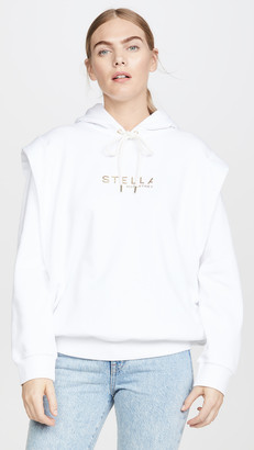Stella McCartney Gold Logo Sweatshirt