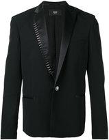Versus studded trim blazer - men - Viscose/Wool/Spandex/Elastane - 46