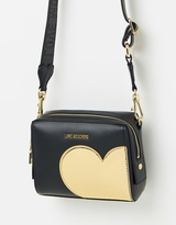 Love Moschino Crossbody Bag with Heart