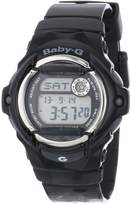 Casio BG169R-1 Women's Baby-G Black Whale Digital Sport Watch